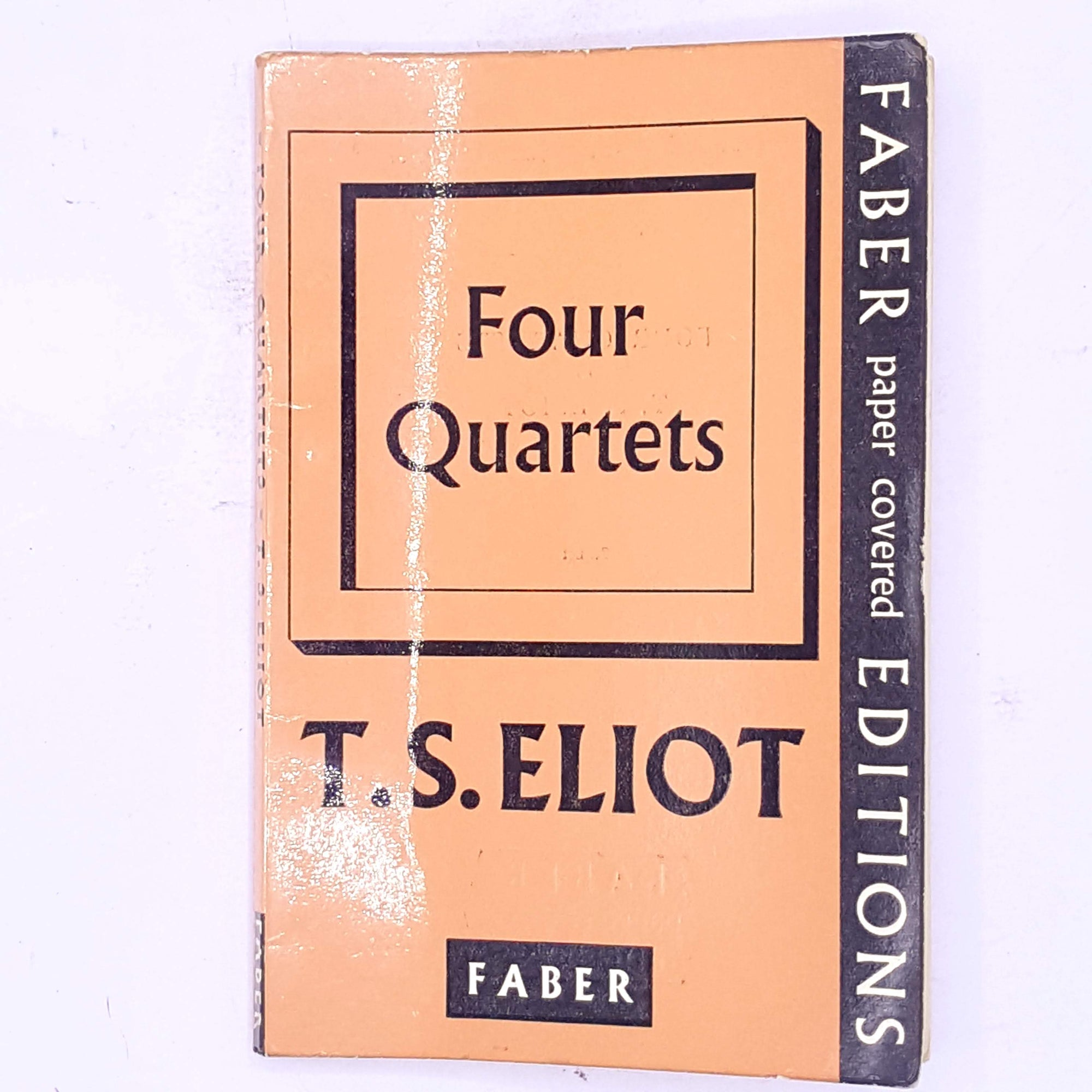 T.S. Eliot - Four Quarters