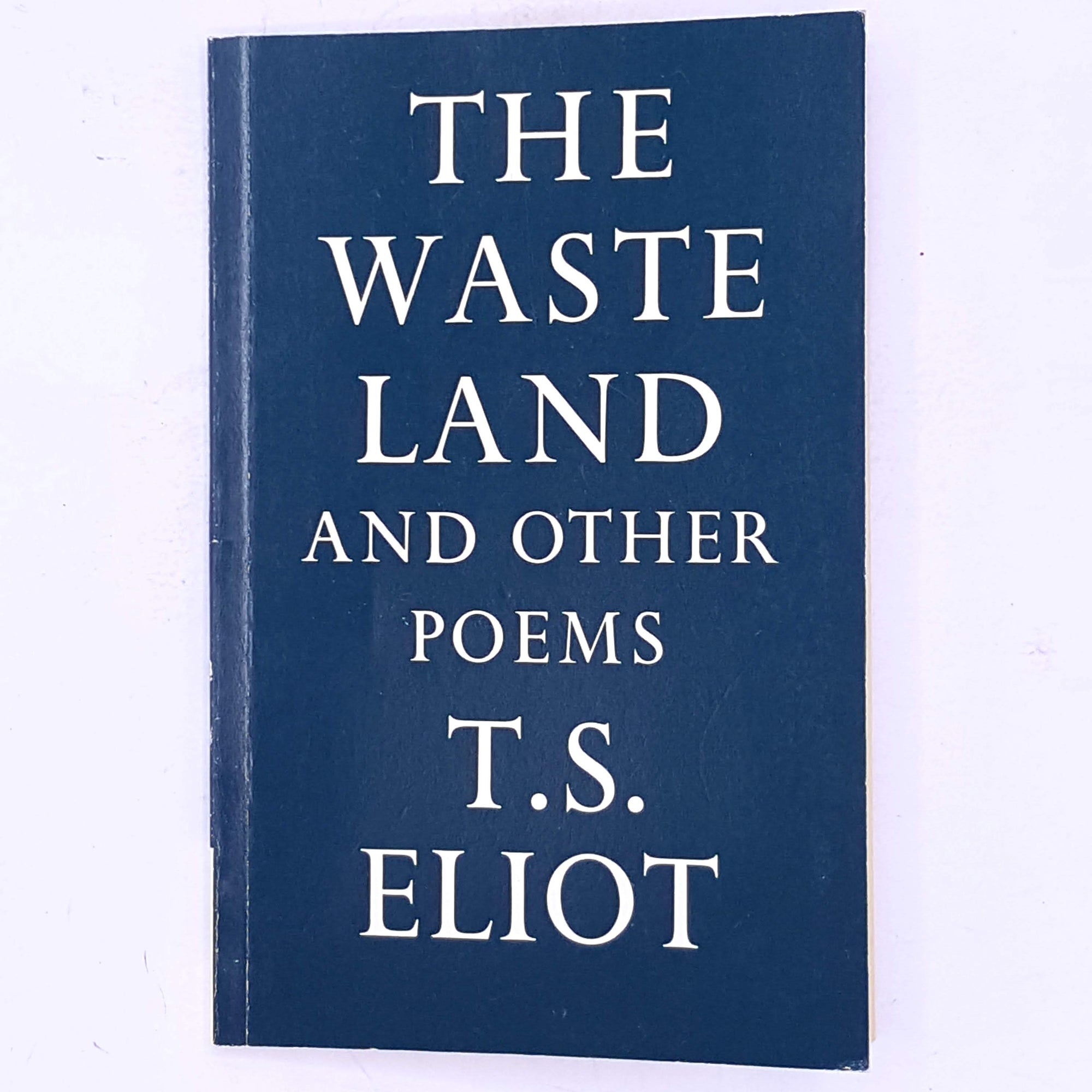 The Waste Land by T.S. Eliot