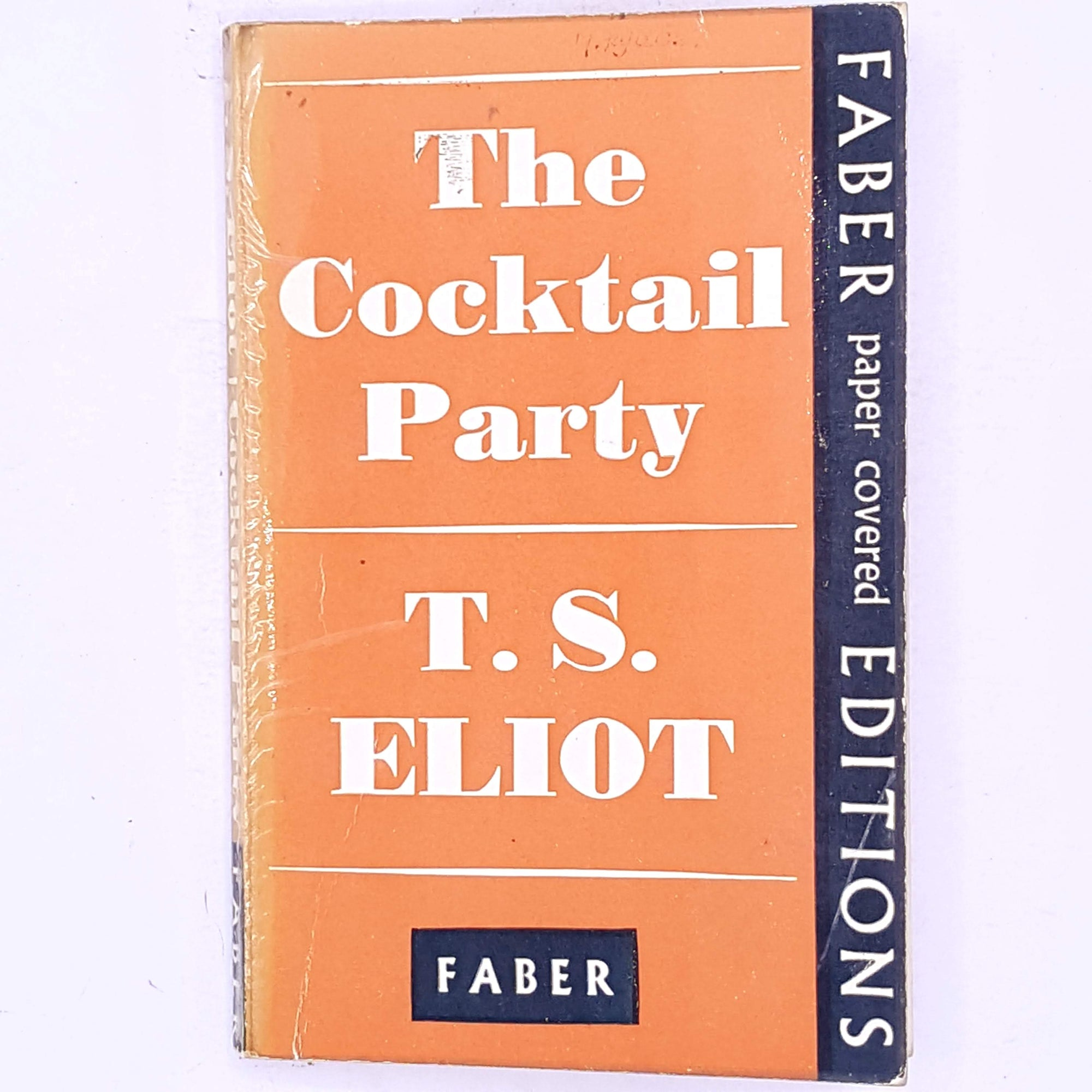 t.s.-eliot-books-the-cocktail-party-play-play-write-poet-author-country-house-library-antique-thrift-patterned-decorative-vintage-old-classic-