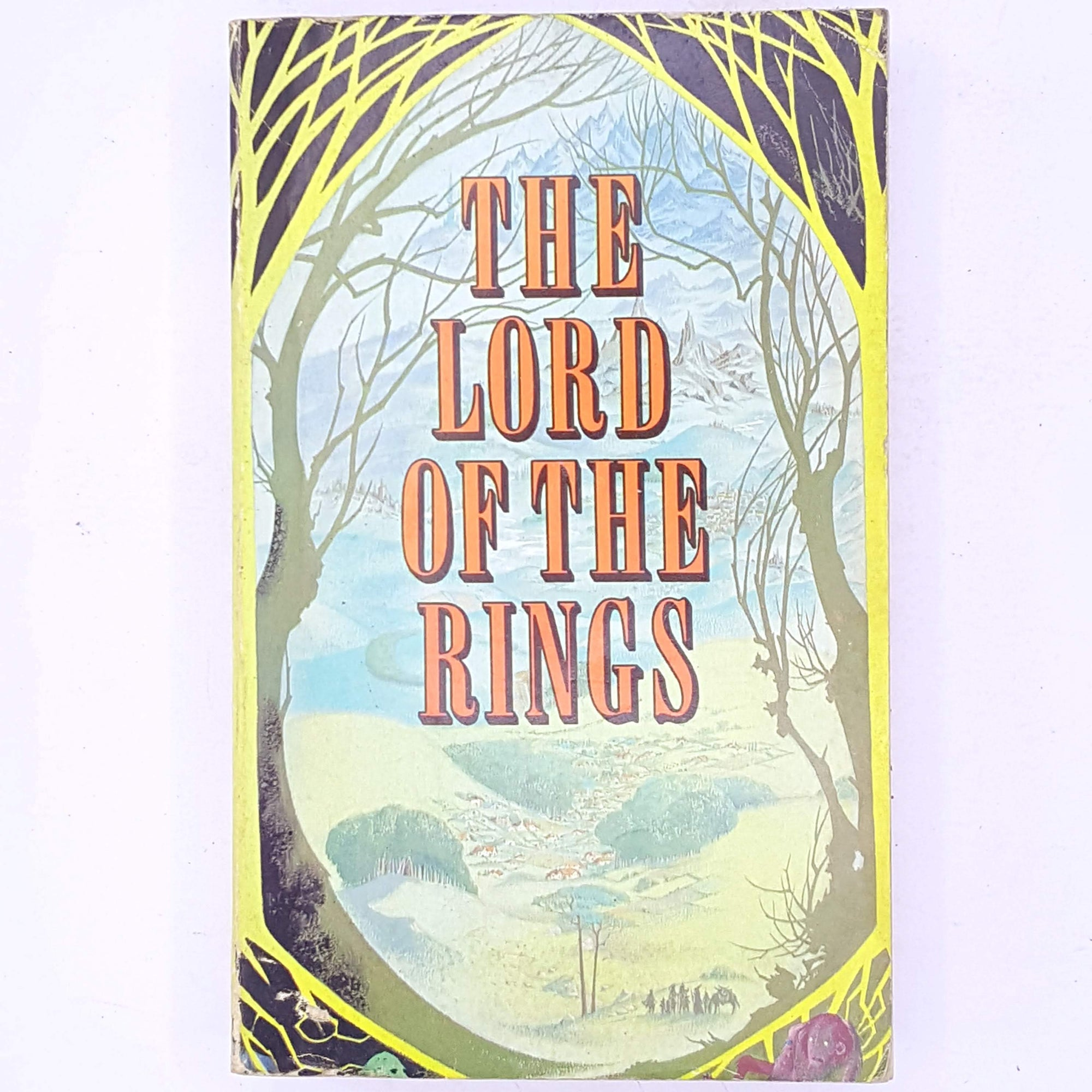 Tolkien's Lord of the Rings