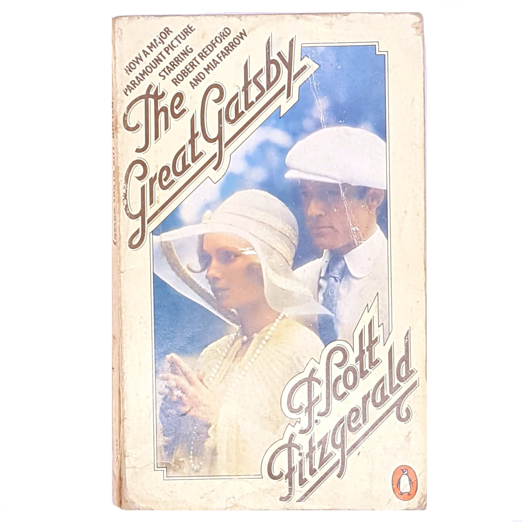 The Great Gatsby by F. Scott Fitzgerald. - Penguin