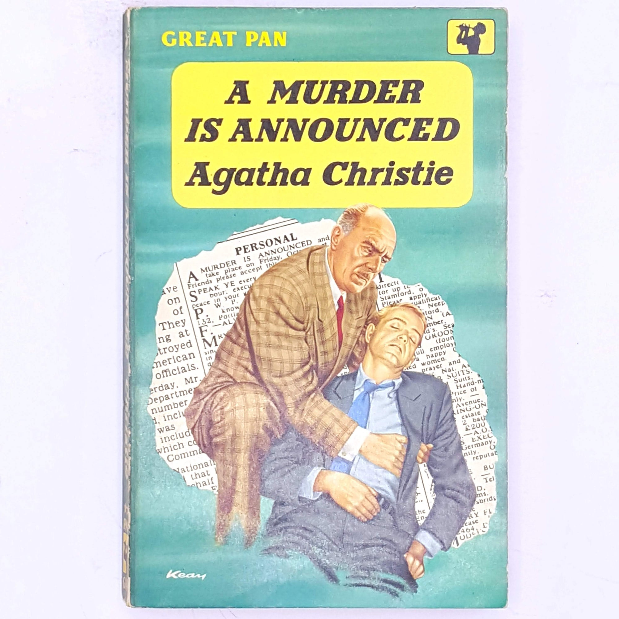 Agatha Christie's A Murder is Announced