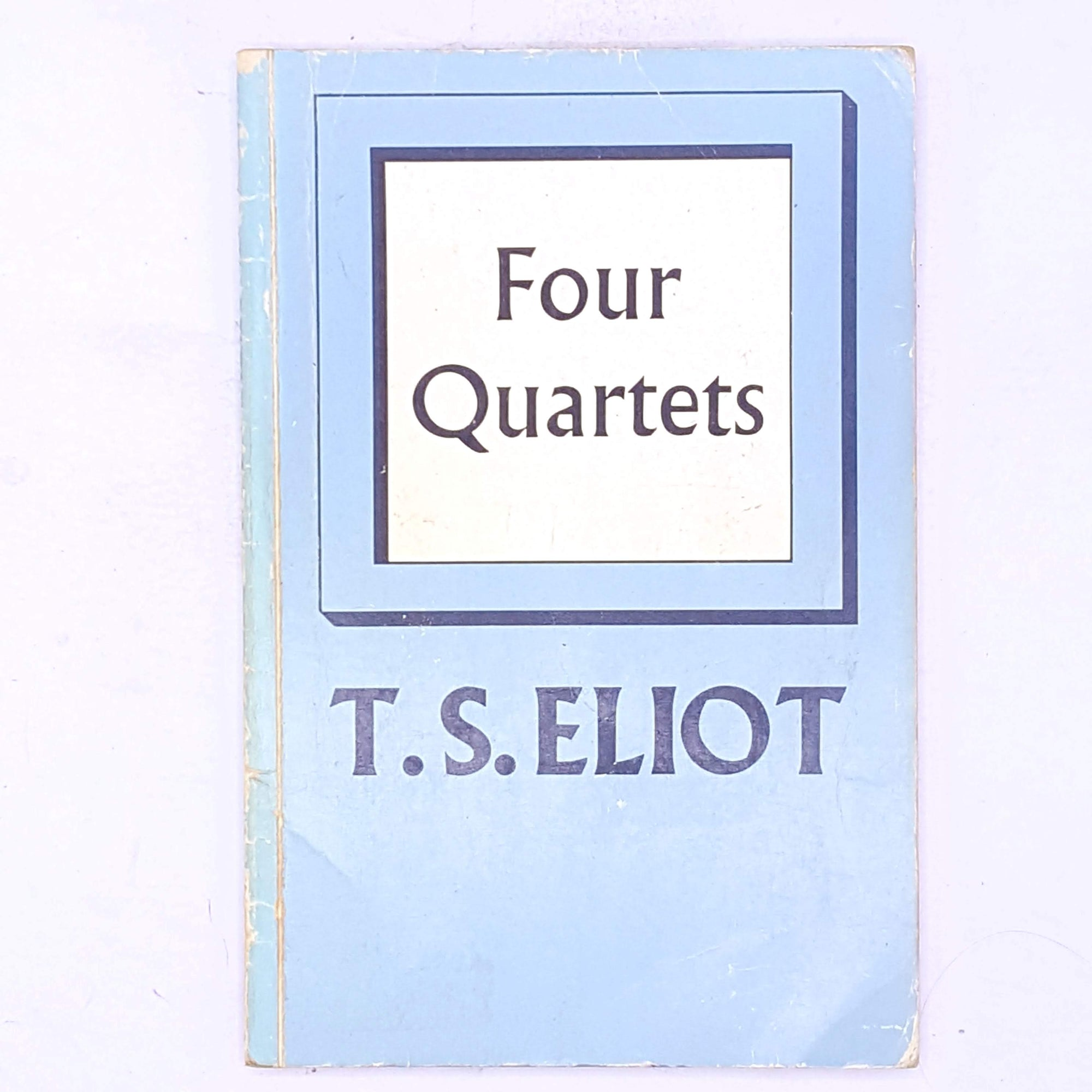 T.S. Eliot - Four Quartets