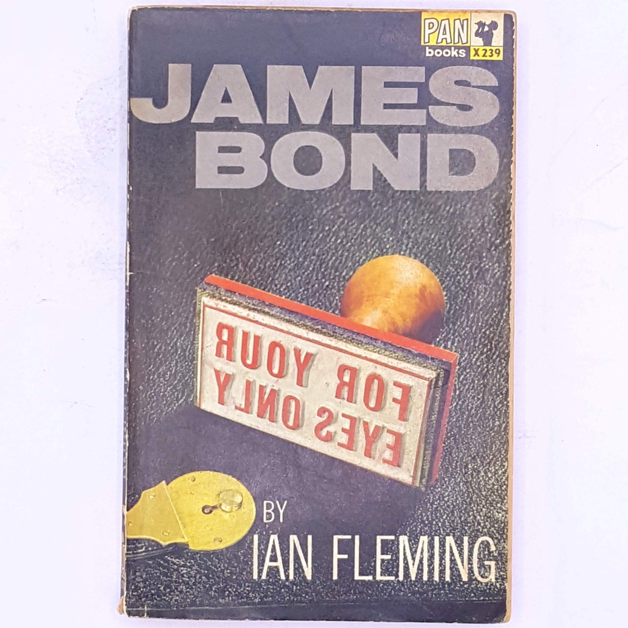 classic-old-thrift-thriller-secret-service-country-house-library-007-james-bond-for-your-eyes-only-ian-fleming-decorative-spy-crime-mystery-vintage-books-patterned-British-secret-agent-antique-