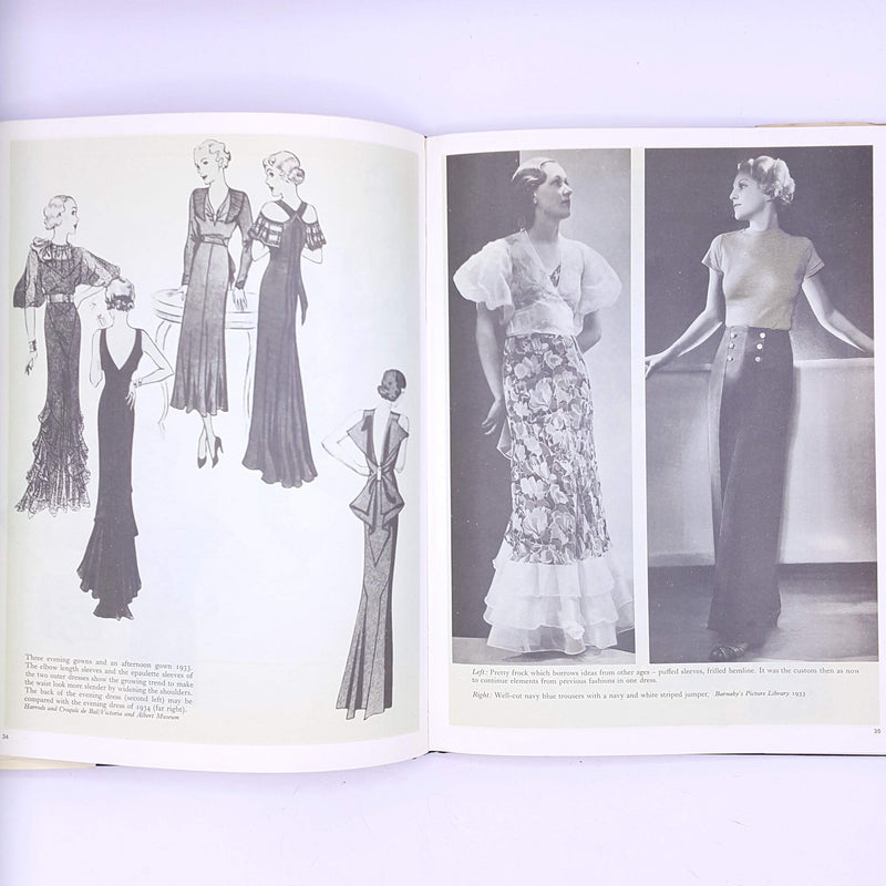Fashion in the Twenties & Thirties