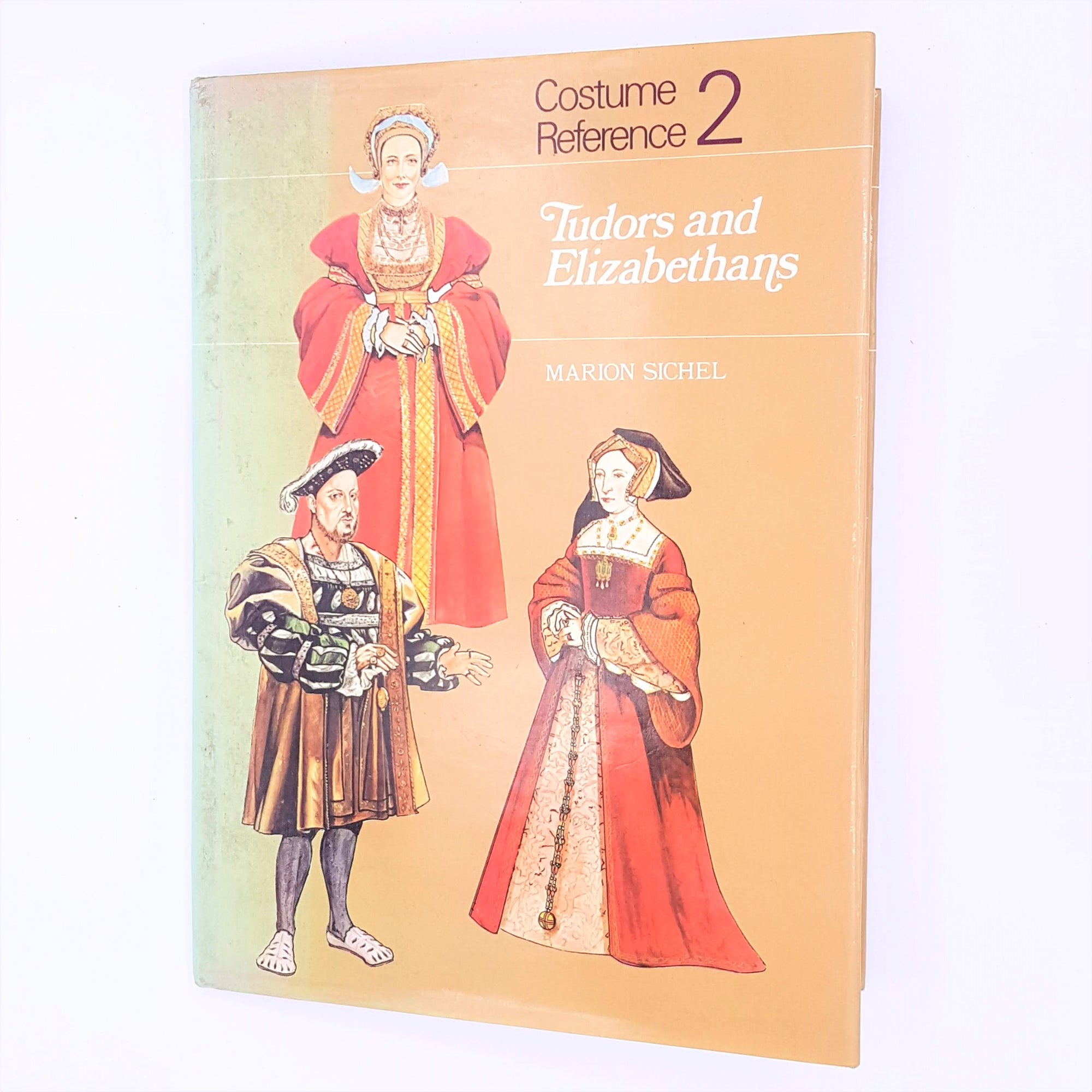 Costume Reference 2 - Tudor and Elizabethans 1977