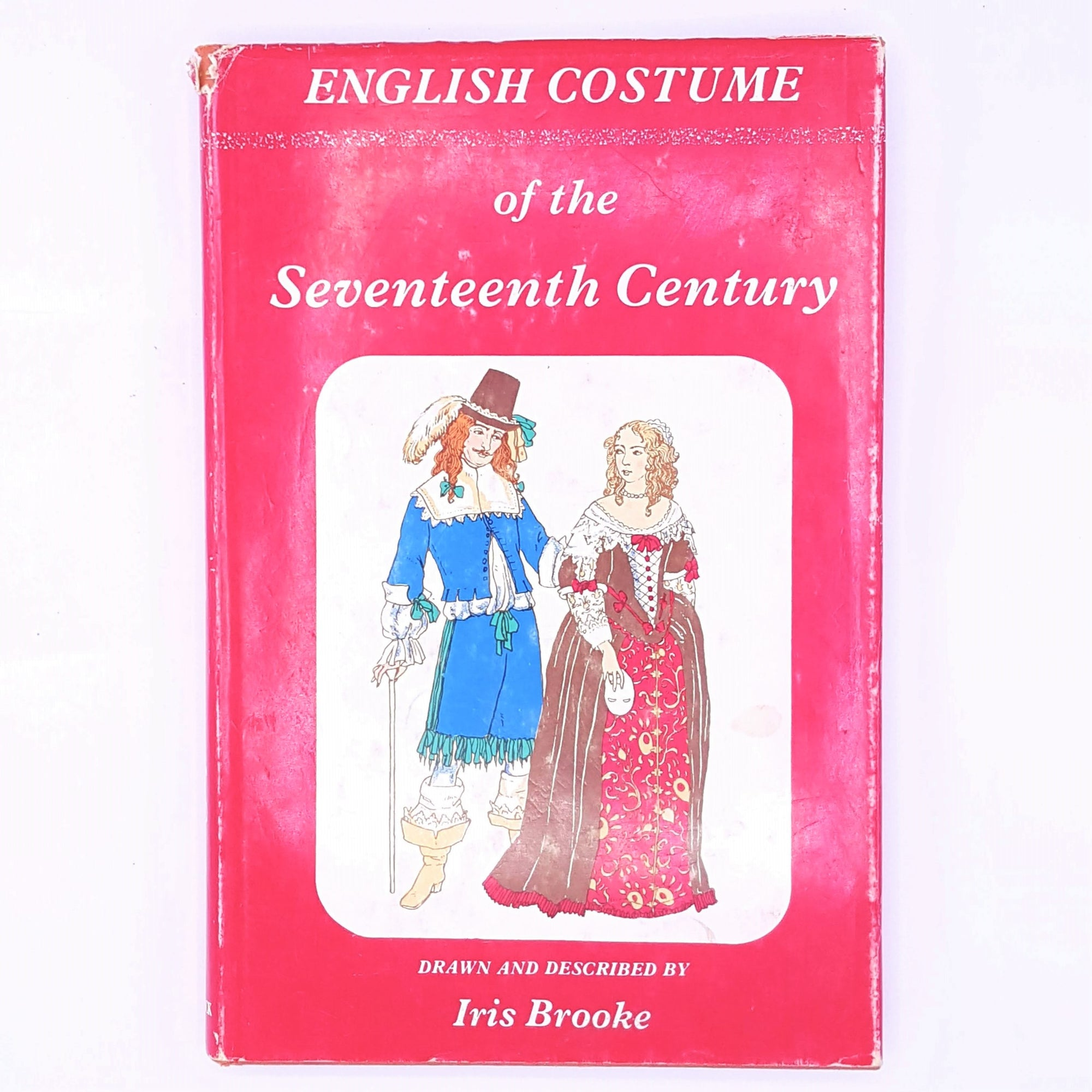 English Costume of the Seventeenth Century 1971
