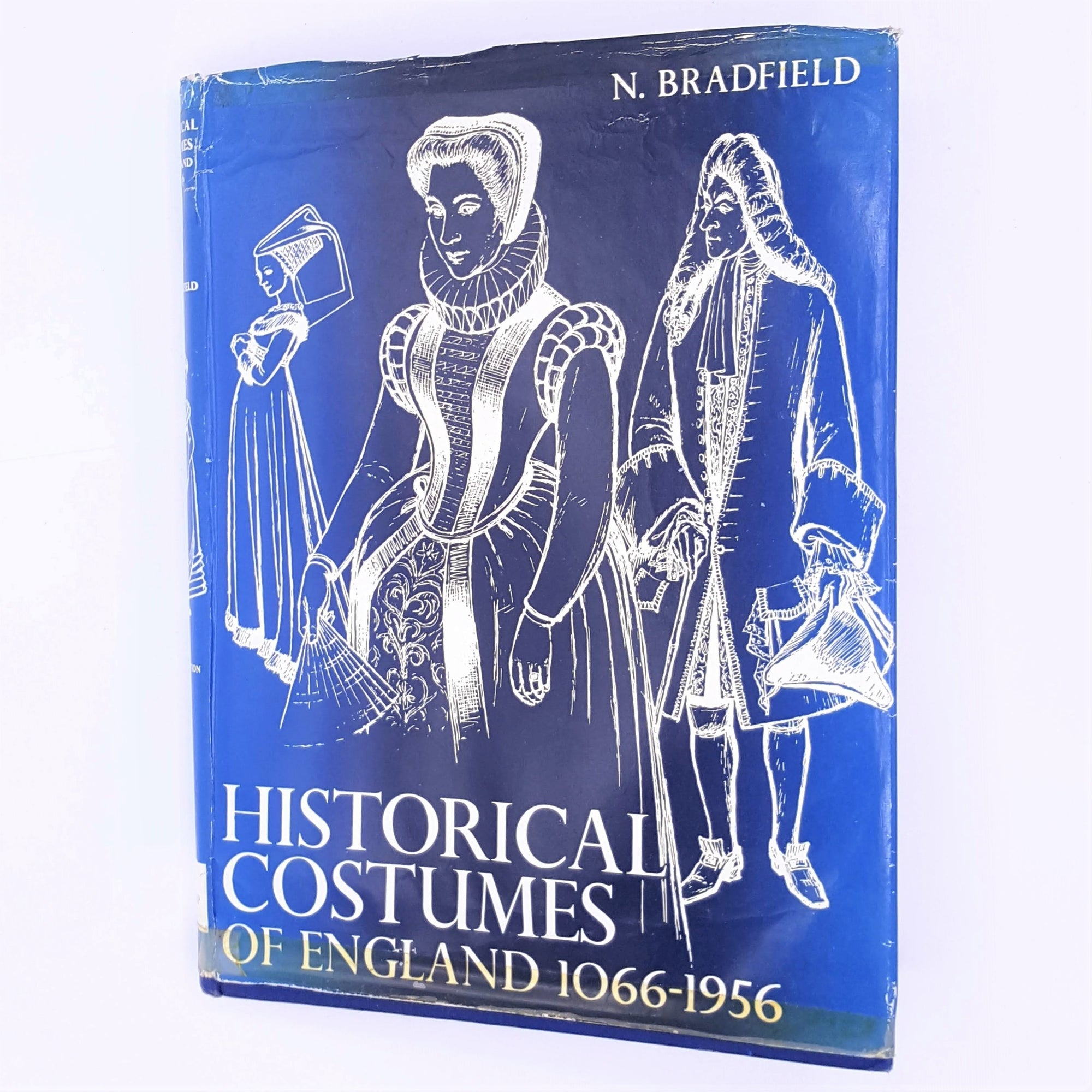 Historical Costumes of England 1958