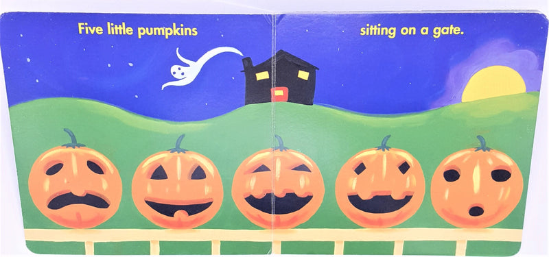 Five Little Pumpkins 1988