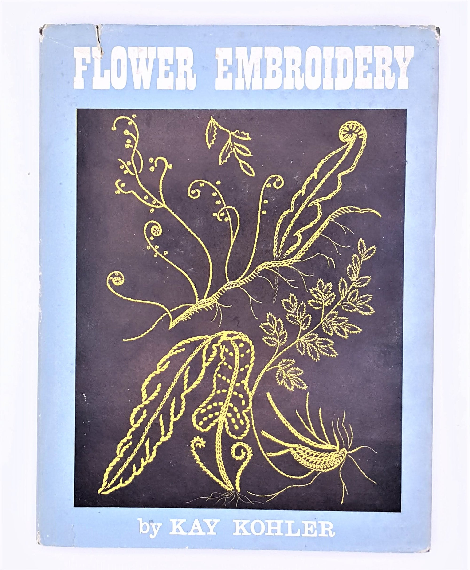 Flower Embroidery 1960