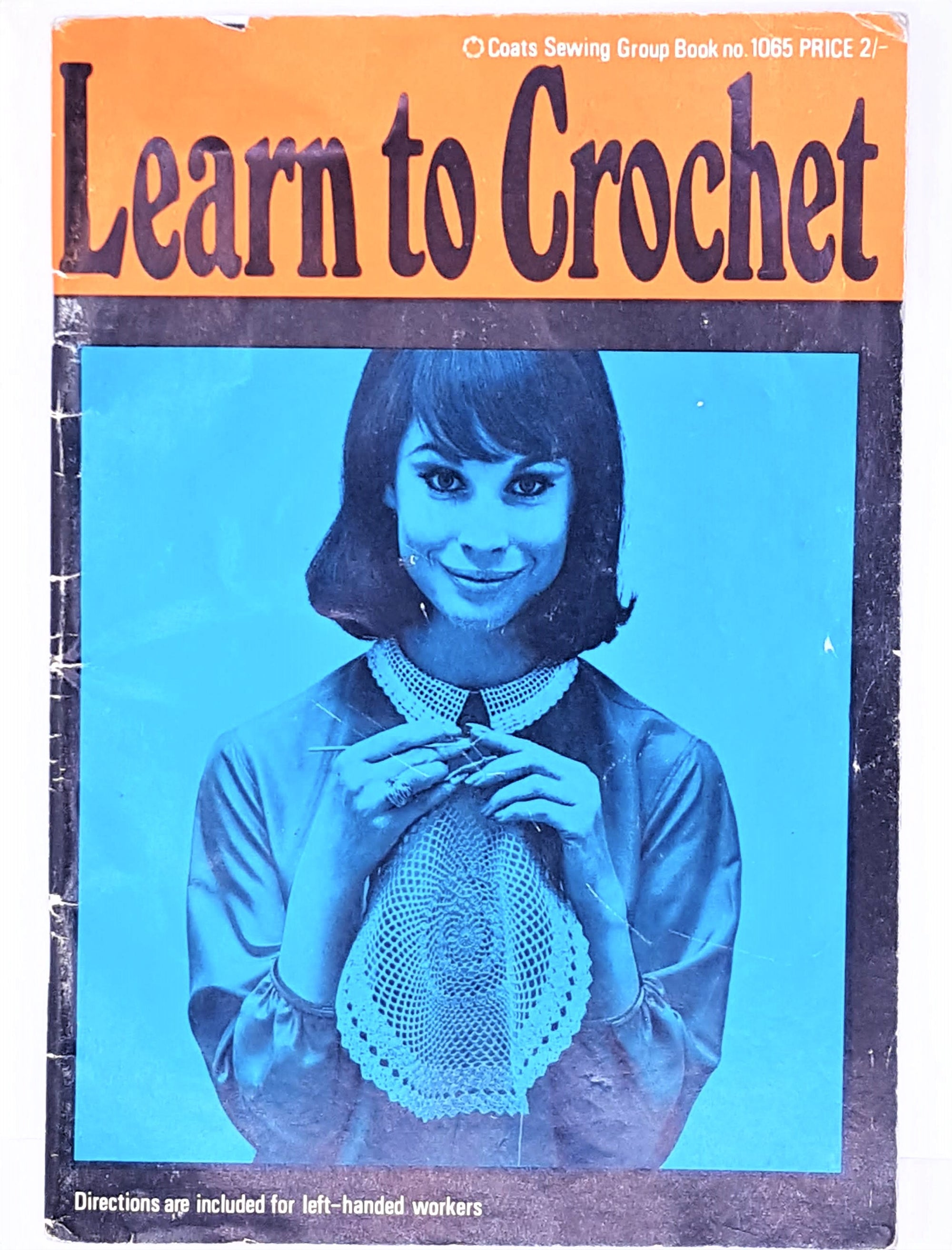 Learn to Crochet 1967