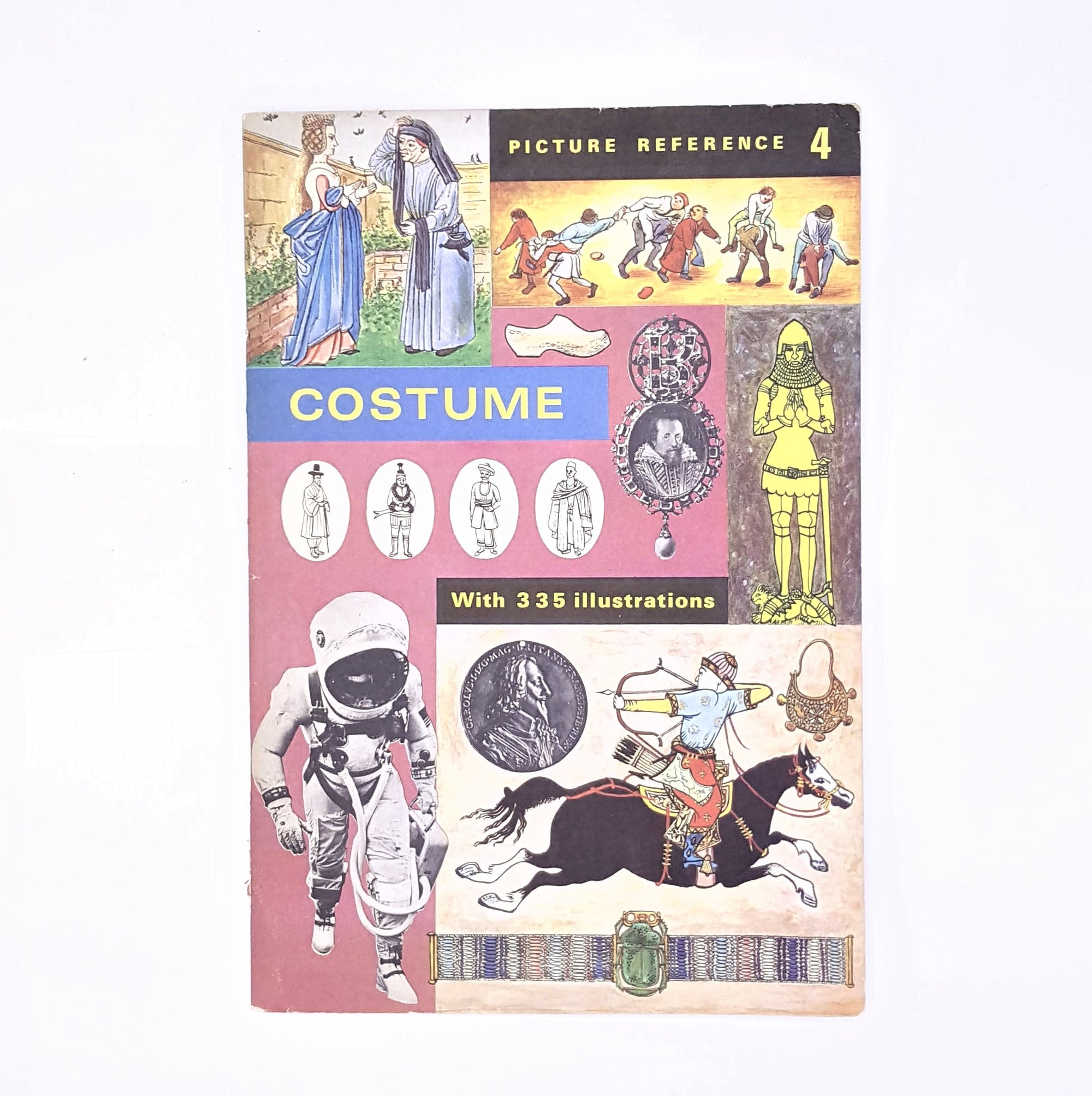 Picture Reference 4 - Costume 1973