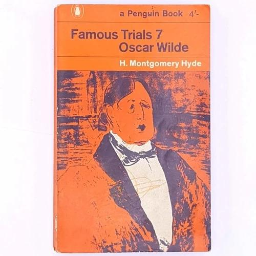 penguin-famous-trails-7-oscar-wilde-antique-patterned-decorative-country-house-library-classic-vintage-old-books-thrift-H.Montgomery-Hyde-