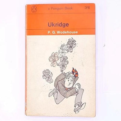 decorative-penguin-vintage-antique-old-patterned-ukridge-books-classic-P.G.-Wodehouse-country-house-library-thrift-