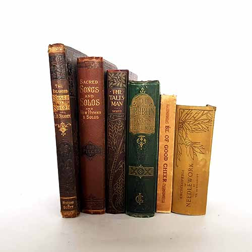 Vintage Six Book Collection