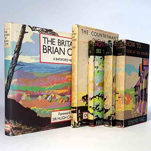 Vintage Country House Five Book Collection