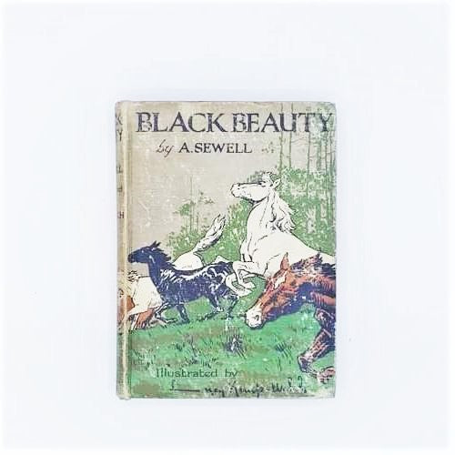 Black Beauty by A.Sewell 1942