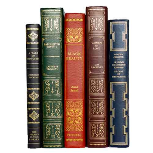 Vintage Reproduction Books Collection