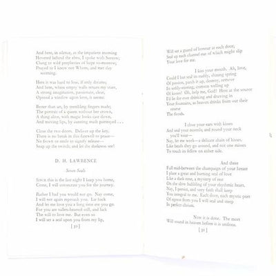 Georgian Poets - Pocket Poets