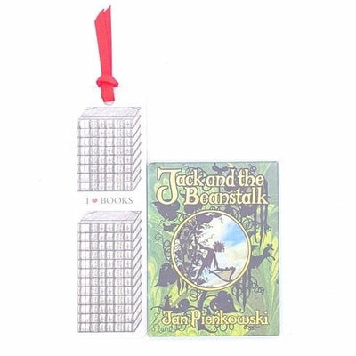 patterned-festive-vintage-xmas-christmas-gifts-christmas-presents-book-gift-noel-jack-and-the-beanstalk-tiny-books-for-kids-antique-decorative-thrift-country-house-library-books-old-christmas-classic-