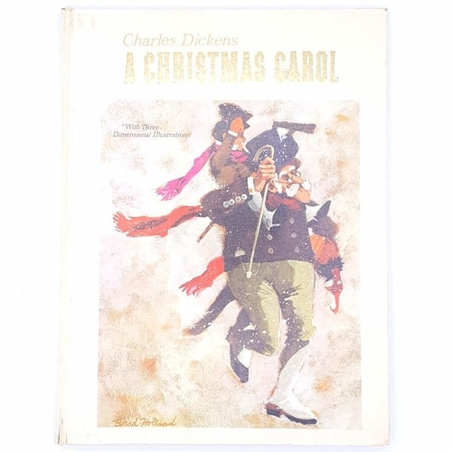 Pop-Up Christmas Carol