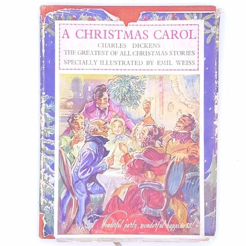 decorative-charles-Dickens-christmas-patterned-christmas-carol-ghosts-and-other-stories-country-house-library-antique-classic-books-xmas-christmas-gifts-christmas-delivery-christmas-festive-noel-december-25th-present-gift-old-vintage-thrift-