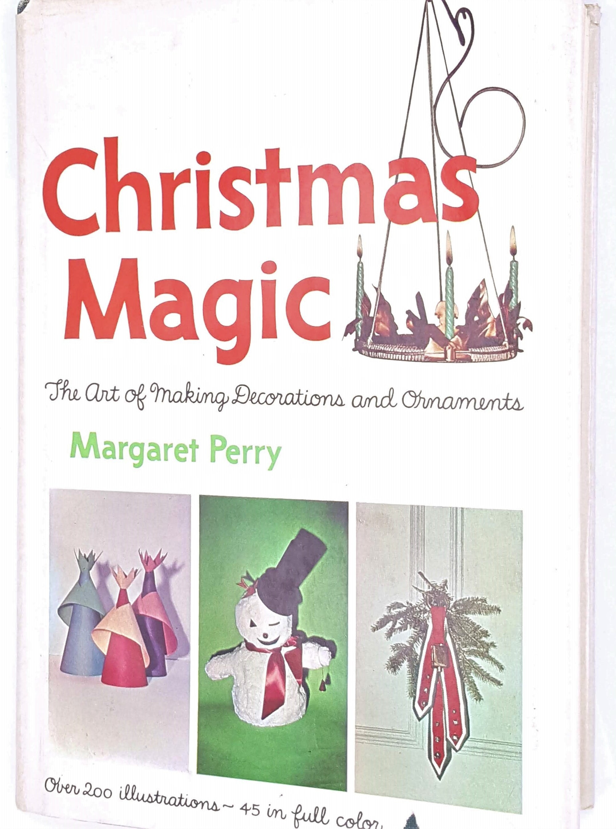 Christmas Magic by Margaret Perry 1964