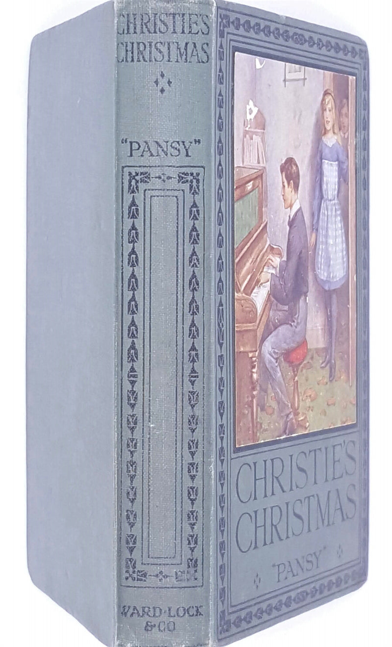 Christie's Christmas by 'Pansy' 1925