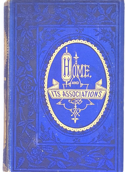 books-etiquette-thrift-home-and-its-associations-decorative-old-advice-blue-rev-harvey-newcomb-manners-classic-country-house-library-1882-patterned-vintage-antique-