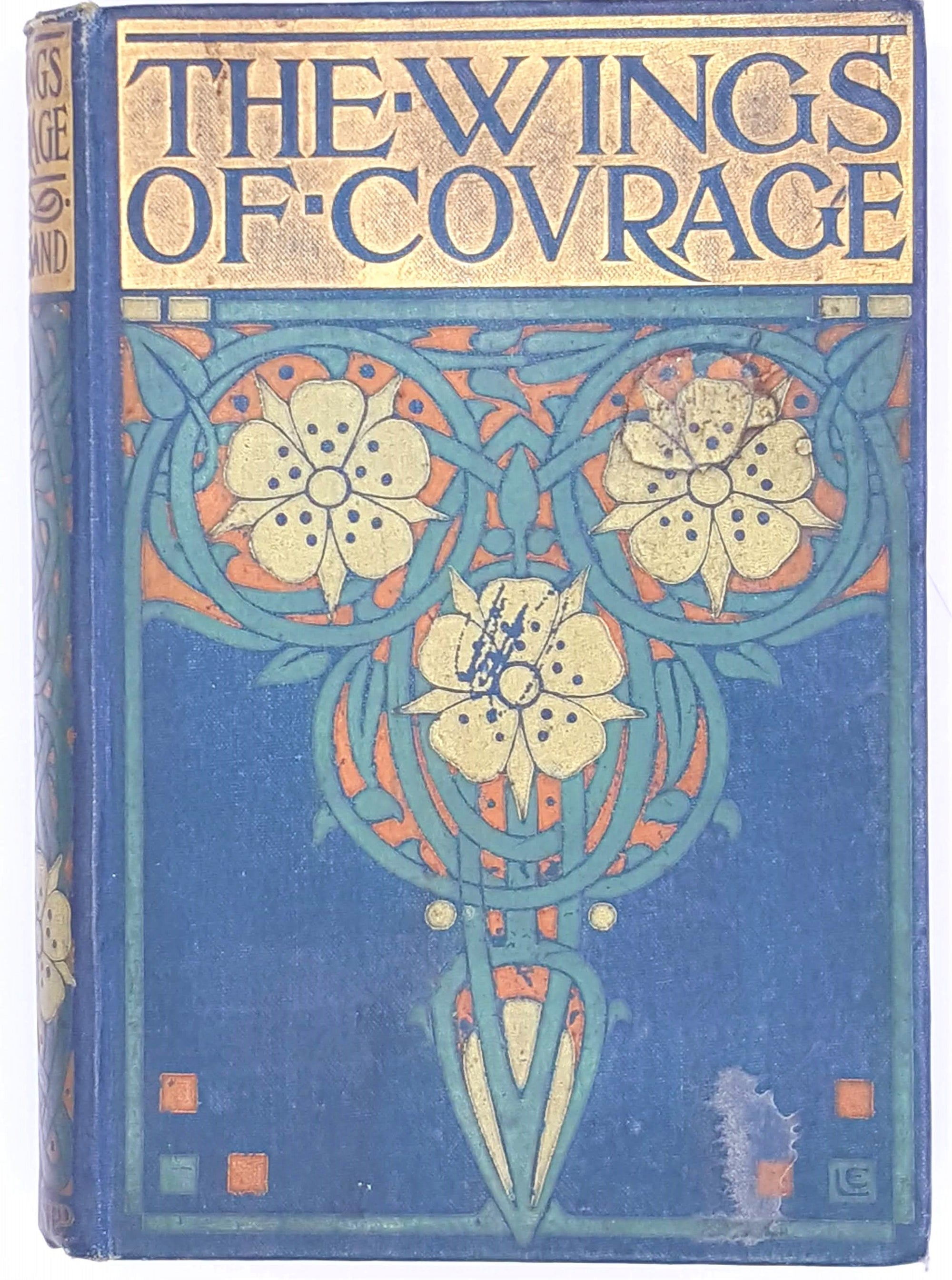 The Wings of Courage by George Sand 1880