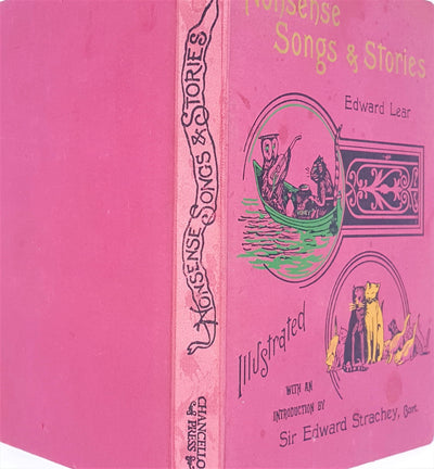 Nonsense Songs & Stories by Edward Lear