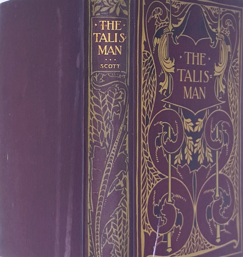 The Talisman by Sir Walter Scott 1901