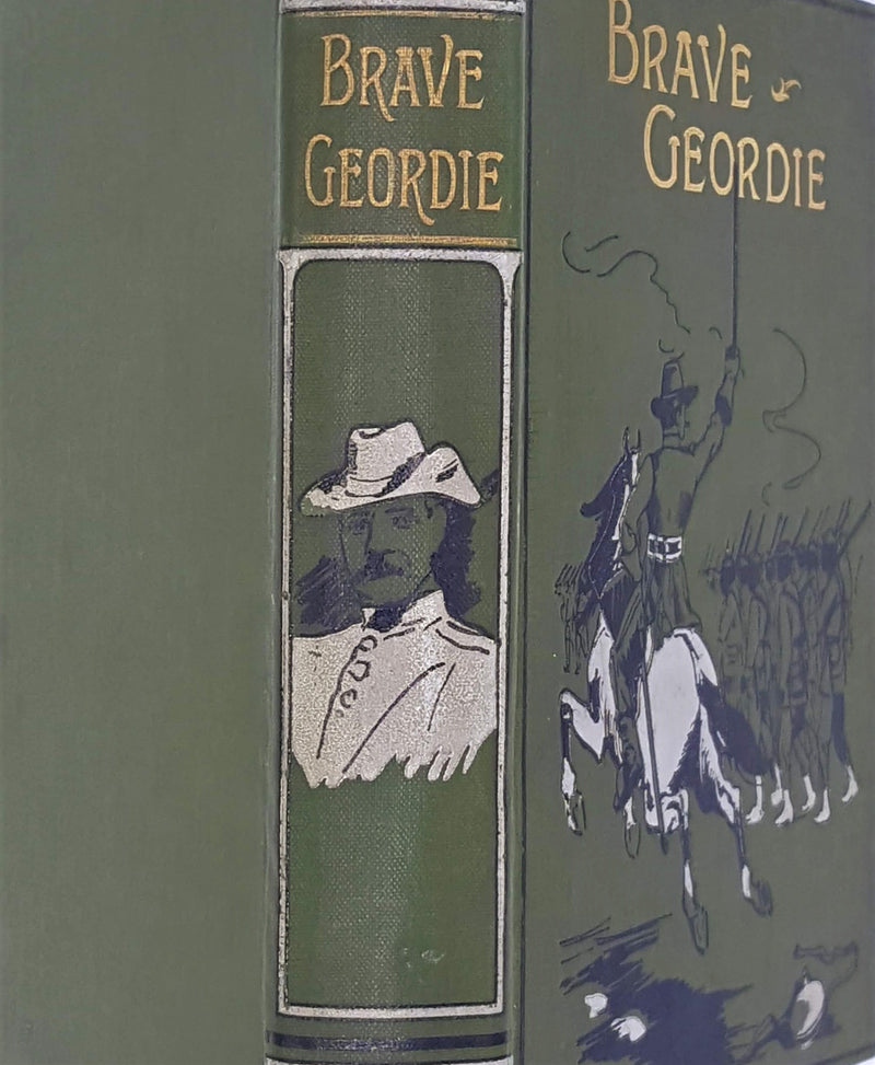 Brave Geordie by Grace Stebbing