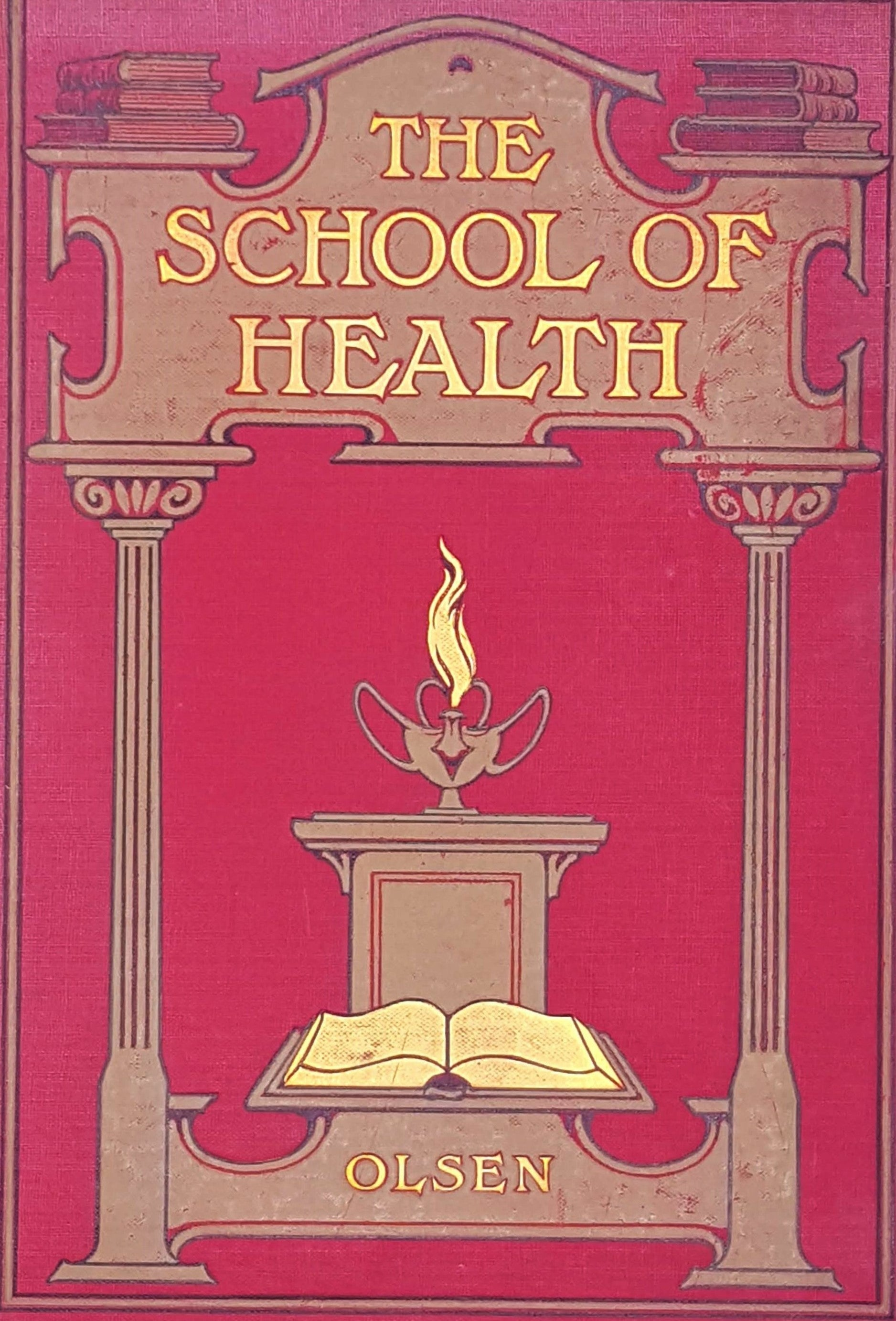 The School of Health by Alfred B. Olsen and M Ellsworth Olsen 1908