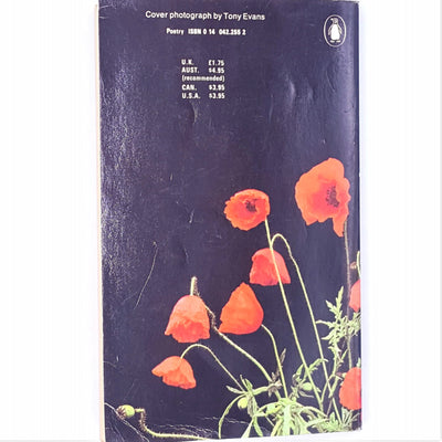 The Penguin Book of First World War Poetry edited by Jon Silkin
