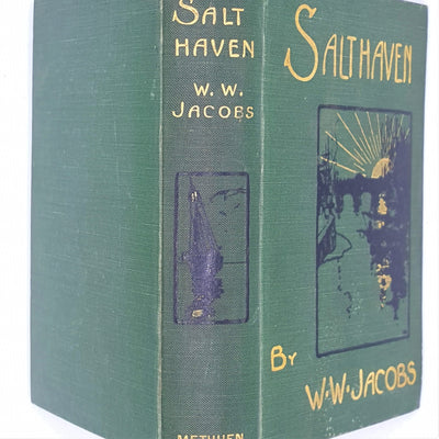 Salthaven by W W Jacobs