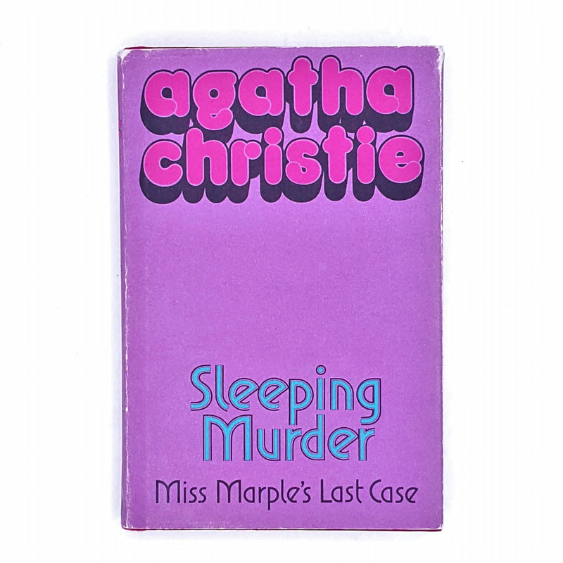vintage-agatha-christie-purple-book-country-house-library