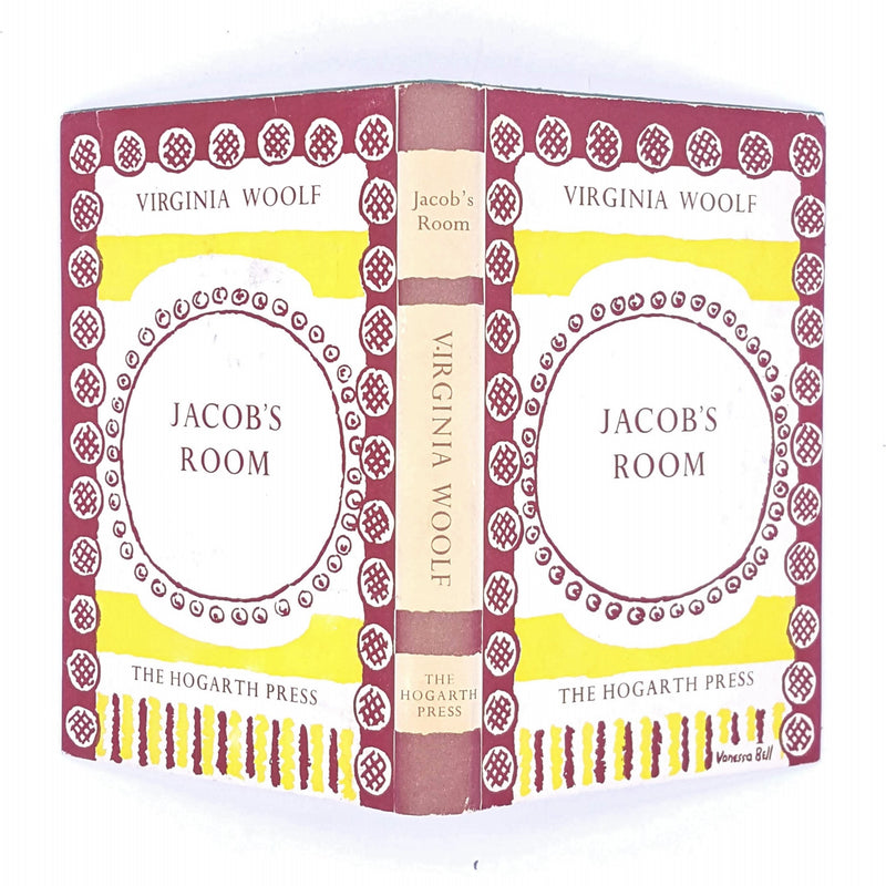 Virginia Woolf's Jacob's Room Classic Vintage Novel Country House Library