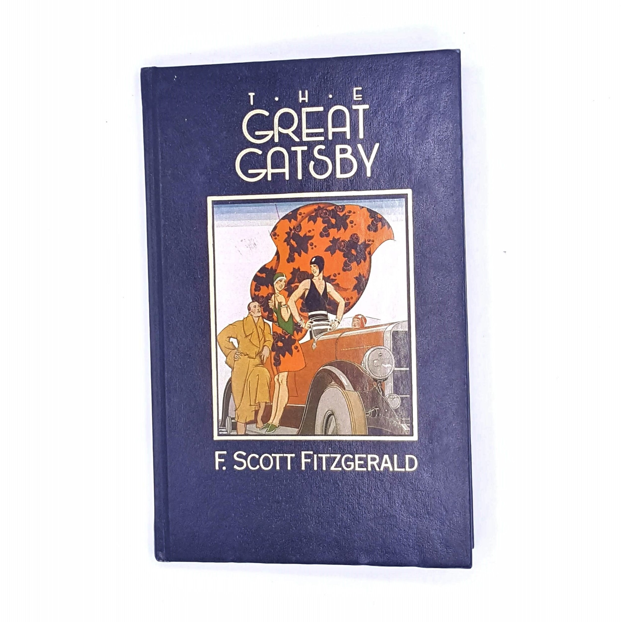 F. Scott Fitzgerald's The Great Gastby Vintage Book Classic