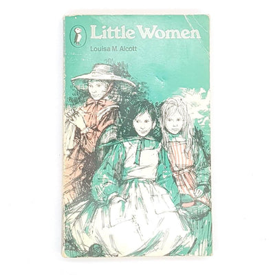 Puffin Book: Little Women by Louisa M. Alcott Country House Library