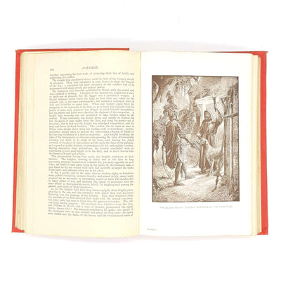 Ivanhoe-by-Sir-Walter-Scott,-Bart-Illustrated