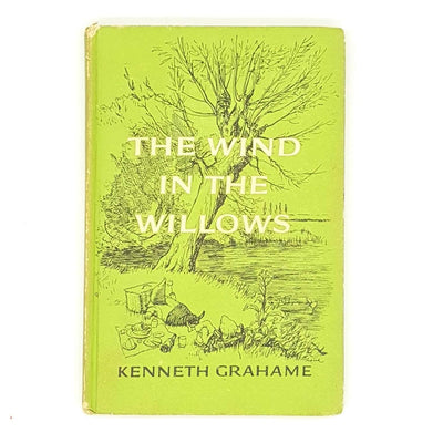 The Wind In The Willows by Kenneth Grahame Country House Library