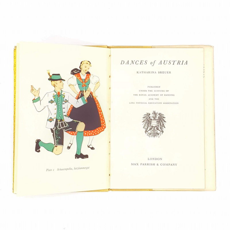 A Collection of European National Dances Country House Library