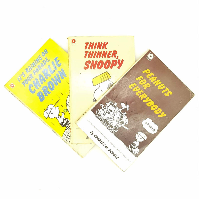 Charles M Schulz Collection 1975 - 1980 Country House Library