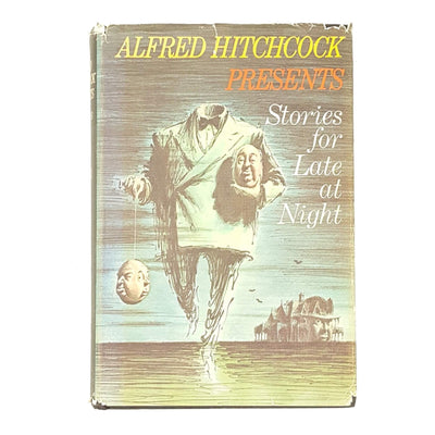 Alfred Hitchcock's Stories for Late at Night Country House Library