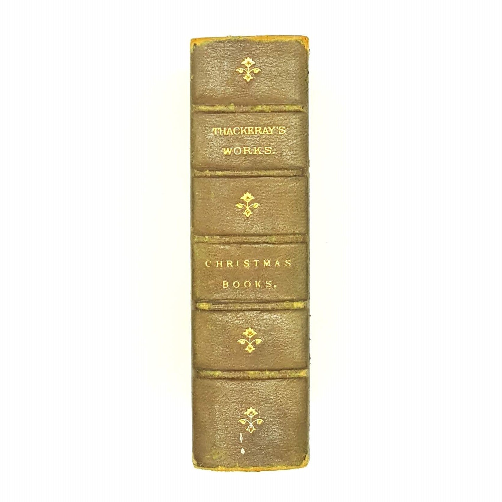 The Christmas Books by William Makepeace Thackeray - Illustrated Volume 1 Country House Library