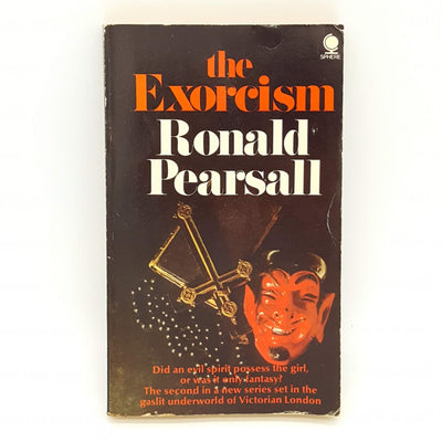 The Exorcism by Ronald Pearsall Country House Library