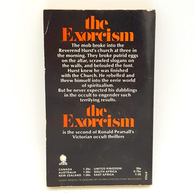The Exorcism by Ronald Pearsall