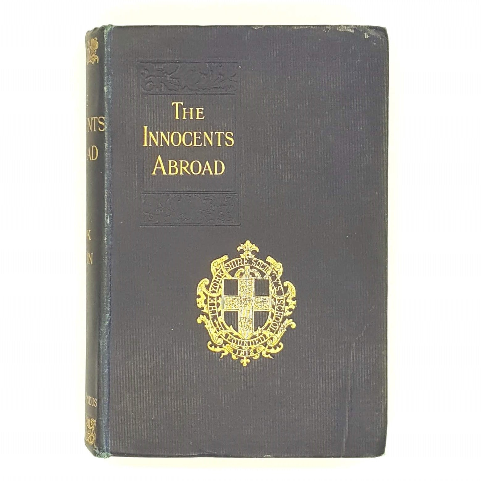 The Innocents Abroad by Mark Twain Country House Library