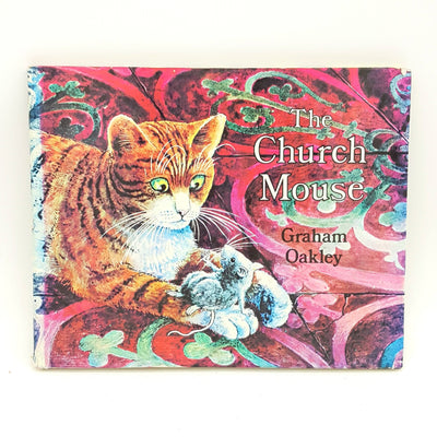 The Church Mouse by Graham Oakley Country House Library